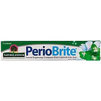 Nature's Answer, Periobrite Природная зубная паста, Прохладная мята, 4 oz (113.4г)