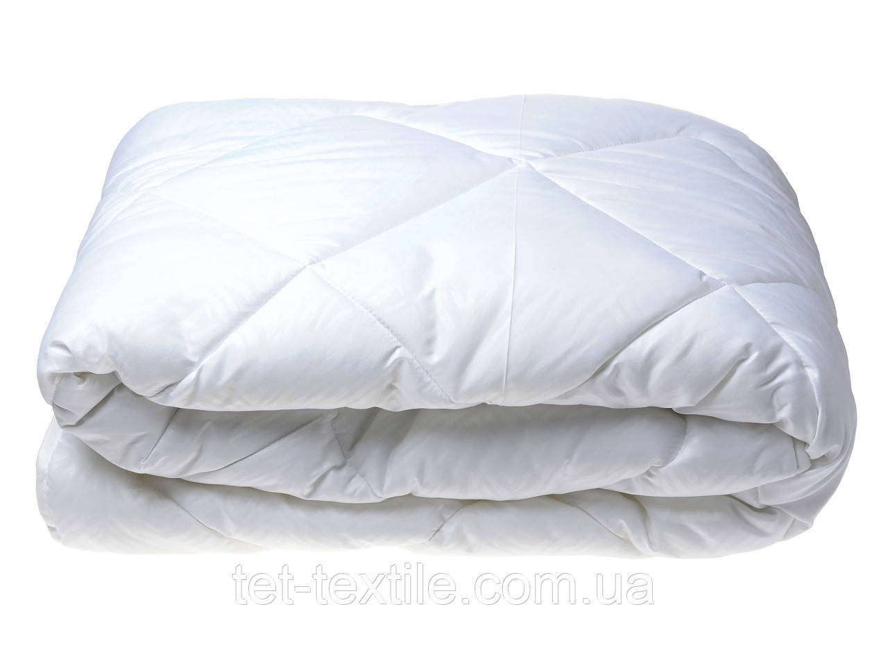 Одеяло силиконовое белое 175х215см.