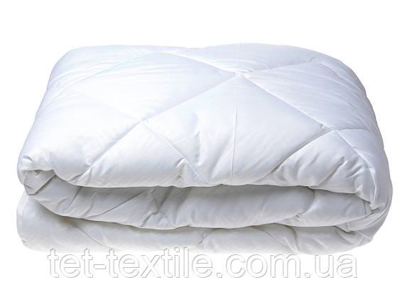 Одеяло силиконовое белое 175х215см., фото 2