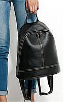 Рюкзак женский городской кожаный Zency-308 (черный)