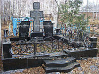 Комплекс для двоих с православным крестом №2