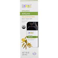 Aura Cacia, Organic Skin Care Oil, Rejuvenating, Argan, 1 fl oz (30 ml)
