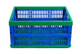 Ящик для фруктів розкладний, пластиковий