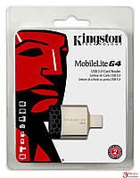 Кардридер Kingston FCR-MLG4