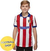 Футбольная форма 2014-2015 Атлетико Мадрид (детская) домашняя