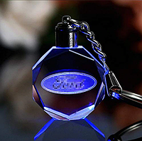 Брелок c подсветкой Ford