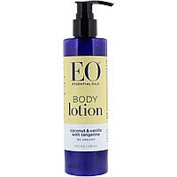EO Products, Лосьон для тела, кокос и ваниль с мандарином, 8 жидких унций (236 мл)