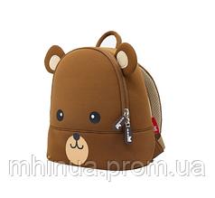 Детский рюкзак Nohoo Мишка Средний(NHB249M)