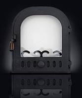 Печные дверцы DELTA Valence 390х445 Дверца чугунная для печи и камина