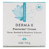 Derma E, Крем Psorzema, 4 унции (113 г)