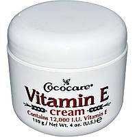 Cococare, Крем с витамином Е, 4 унции (110 г)