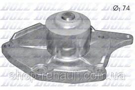 Насос водяной (помпа) 1.5DCI DOLZ R227