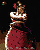 Картина по номерам Menglei Танец жизни MG1006 40 х 50 см, фото 1