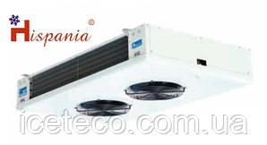 Воздухоохладитель HED 2502 08 4.5D двухпоточный