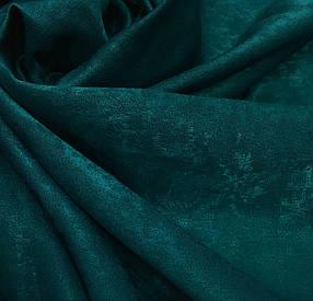 Ткань Софт-велюр,Королевская Бирюза