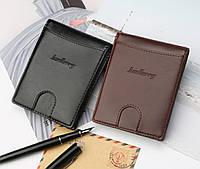 Мужской портмоне-зажим для денег от бренда Baellerry.