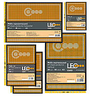 Файл А4 40+ мкм L3600 20 штук Leo