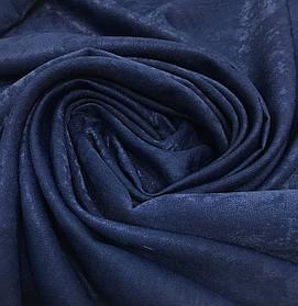 Ткань Софт-велюр, Синий