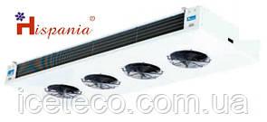Воздухоохладитель HED 2504 16 4.5D двухпоточный