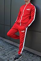 Весенний мужской спортивній костюм Puma (реплика)