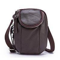 c9c8b76921c1 Многофункциональная кожаная сумка на пояс, на плечо bx6086 бренда Bexhill