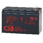 Аккумулятор AGM CSB HR1234WF2 12V 9AH