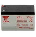 Аккумулятор AGM Yuasa NPW36-12 12V 7AH