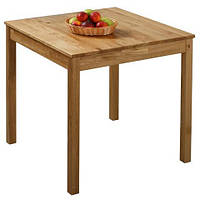 Стол из массива дуба кухонный / обеденный Tomas