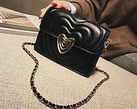 Женская сумка классическая на цепочке Sima