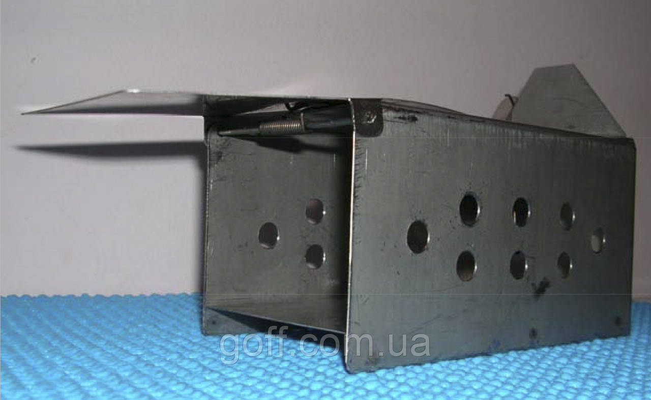 Капкан из металла для мышей