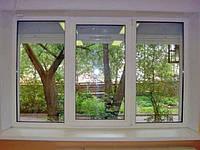 Пластиковое окно Streamline трехстворчатое 2000 х 1400 мм