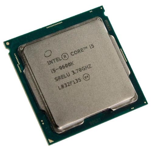 "Процессор Intel Core i5-9600K (BX80684I59600K) Socket 1151v2 Tray ""Over-Stock"" Б/У"