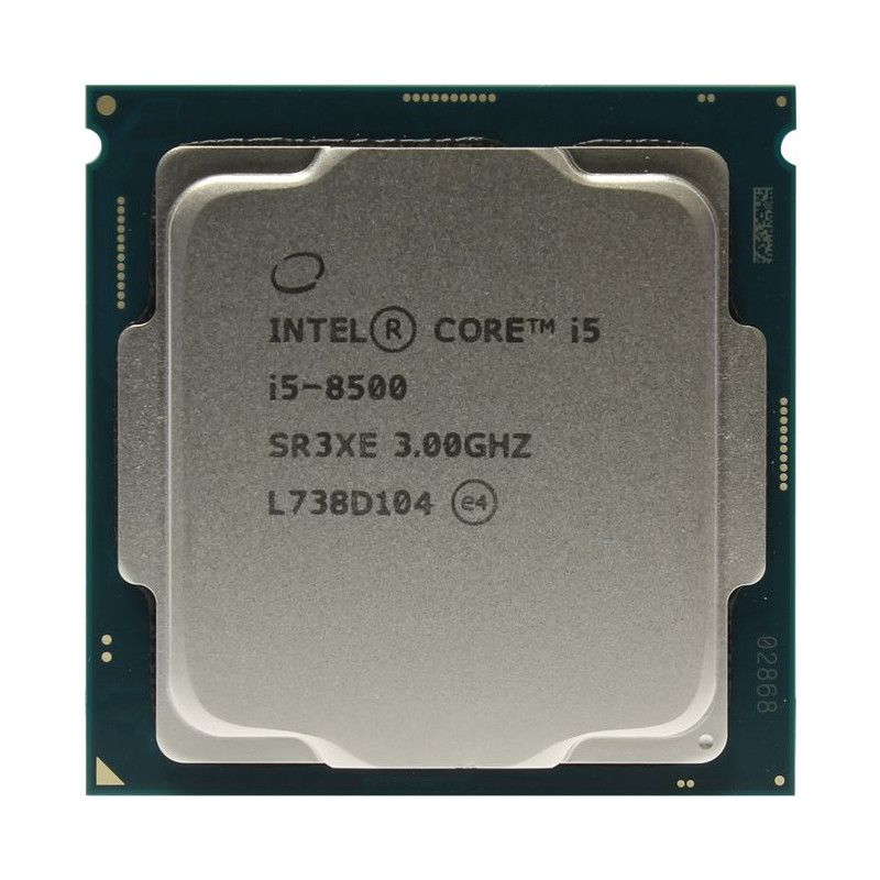 "Процессор Intel Core i5-8500 Socket 1151v2 (BX80684I58500) Tray ""Over-Stock"" Б/У"