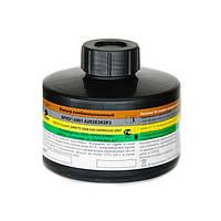 Фильтрующая коробка к противогазу A2B3E3P3D противогазовый фильтр комбинированный ДОТ 600