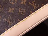 Женская сумка от Луи Витон модель Noe BB кожаная, Monogram, кожаная, фото 5