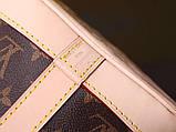 Женская сумка от Луи Витон модель Noe BB кожаная, Monogram, кожаная, фото 6