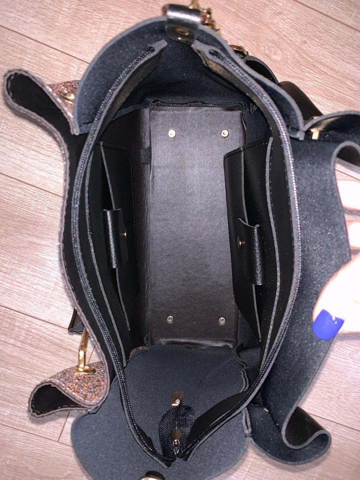 d9901e4baf6a Женская стильная сумка-шопер