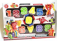Ігровий набір цифрові трансформери 10 в 1, фото 1