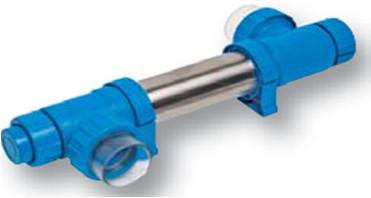 Ультрафиолетовая лампа 15Вт, бассейн до 15 м³, поток макс 7,2л/час