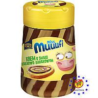 Шоколадно-бананова паста MissMuuufi 400г