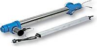Ультрафиолетовая лампа 130Вт, бассейн до 140 м³, поток мкс 40л/час