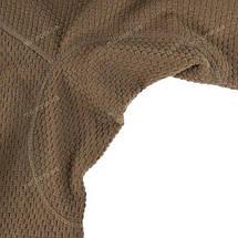 Тактическая флисовая куртка/ кофта Helikon-Tex® ALPHA TACTICAL fleece (camogrom), фото 3