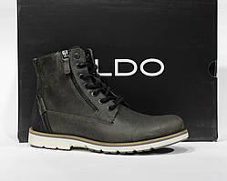 Шикарные кожаные ботинки ALDO, Оригинал
