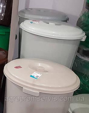 Бак для мусора 50л. (2й сорт), фото 2
