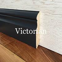 Плинтус ПН 1680 Викториан Крашеный деревянный сосновый 16*80*3000мм