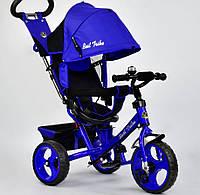 Детский трехколесный велосипед Best Trike 5700