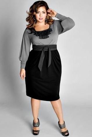 Одежда больших размеров — купить одежду для полных женщин в интернет  магазине Модный Мир 85ee526610915