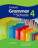Oxford Grammar for Schools 4 Coursebook ISBN: 9780194559034