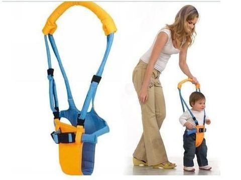 Ходунки для детей Moon Walk (Moby Baby) - детские вожжи, фото 1