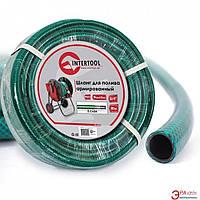 """Шланг для полива Intertool 3/4"""", 30m, PVC (GE-4045)"""